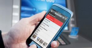 ATM mobile management application