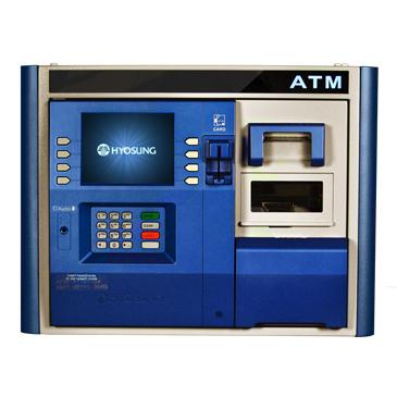 Hyosung 4000W Wall Mounted ATM