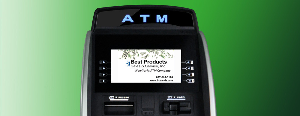 atm machine options