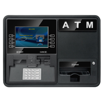 Genmega Onyx W Wall Mounted ATM Machine
