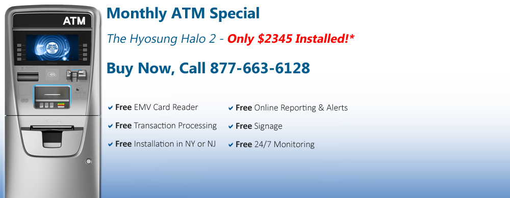 monthly atm special