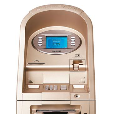 Hyosung 1500 ATM Machine