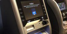 Hyosung Force ATM Machine Left